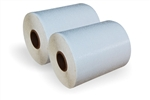 "PR-TH-3907 - Preformed Thermoplastic Pavement Marking Rolls 8"" x 30' - 125 MIL White - (Qty 2)"