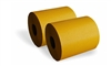"PR-TH-3908 - Preformed Thermoplastic Pavement Marking Rolls 8"" x 30' - 125 MIL Yellow - (Qty 2)"