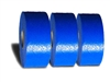 "PR-TH-3917 - Preformed Thermoplastic Pavement Marking Rolls 4"" x 30' - 125 MIL Blue - (Qty 3)"