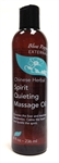 Blue Poppy Spirit Quieting Massage Oil (8 fl oz)