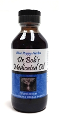 Blue Poppy Dr. Bob's Medicated Oil