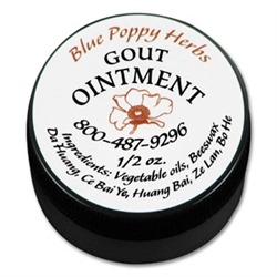 Blue Poppy Gout Ointment