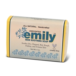 Emily Skin Soothing Soap (Unscented)