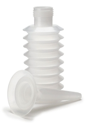 Yin-Care Plastic Accordion Applicator