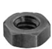 1/2-13  Hex Jam Nut Black Oxide [1200 pieces]