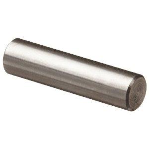 Pack of 10 416 Stainless Steel Dowel Pin 5//16 Length +//-0.0001 Diameter Tolerance Meets MS16555 3//32 Nominal Diameter Plain Finish