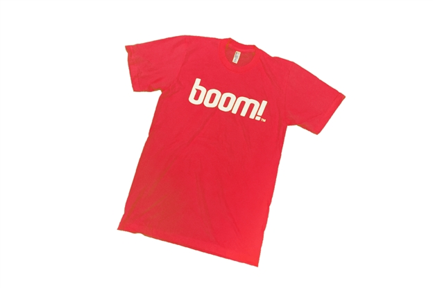 BOOM! TEAM COTTON T-SHIRT
