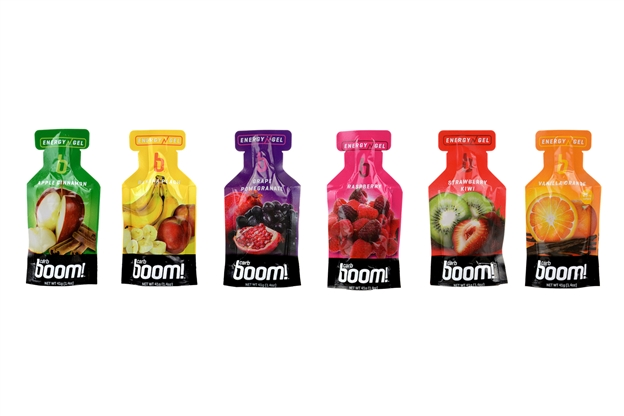 carb boom! Gel Sample 6-PK