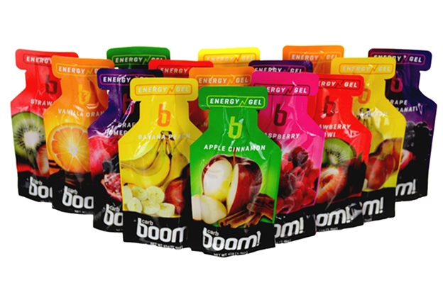 carb boom! Gel VARIETY PACK