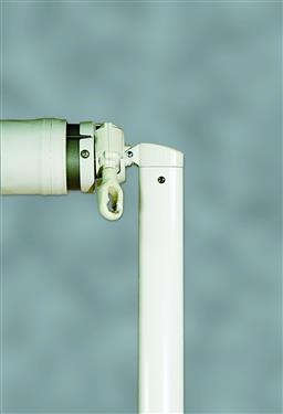 Carefree 970516WHT Pioneer Long Awning Arm
