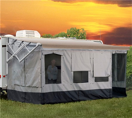 Carefree 291000 Vacation'R Awning Enclosure 10' Length