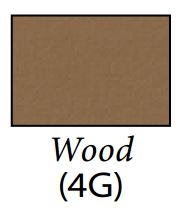 Carefree JG254G4G-MP Cut-to-Fit Replacement RV Awning Fabric - Wood - 24'2""