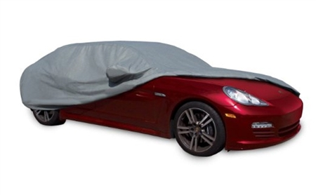 "Adco Car Cover - 16'1"" To 17'6"""