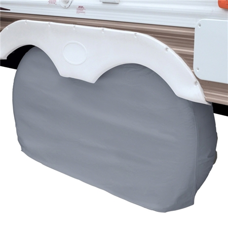 "Classic Accessories Dual Axle 30-33"" Wheel Cover"