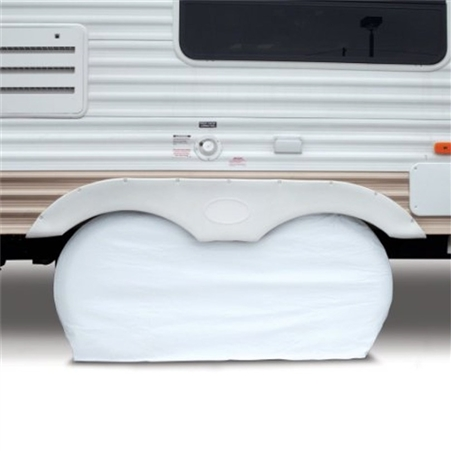Classic Accessories RV Dual Axle Wheel Cover - 30-33""