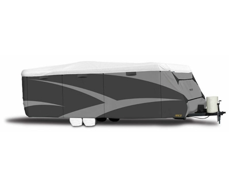 "ADCO 34845 Designer Series Tyvek Plus Wind Travel Trailer Cover - 28'7"" To 31'6"""