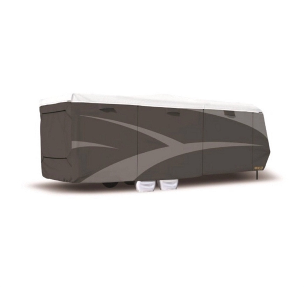 Classic Accessories 80-299-203101-RT Overdrive PermaPro Heavy Duty Cover for 411 to 44 5th Wheel Trailers