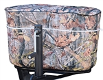 Adco Camo Tank Cover - Double 30 lb Tanks