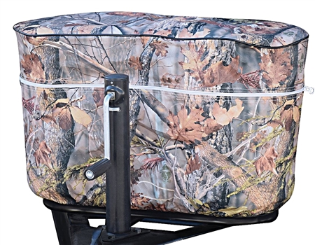 ADCO 2613 Camo Tank Cover - Double 30 lb Tanks