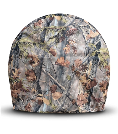 "ADCO 3649 Game Creek Oaks Camouflage RV Tyre Gard Tire Cover - (#BUS) 40""-42"" Pair"