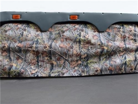 "ADCO 3682 Game Creek Oaks Camouflage Triple Axle Tyre Gard Tire Cover - 30""-32"""