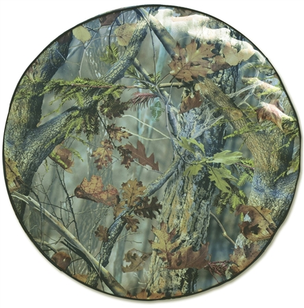 ADCO 8757 Game Creek Oaks Camouflage Spare Tire Cover J - 27""