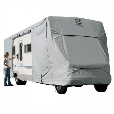 Classic Accessories 80-131-181001-00 PermaPRO Class C RV Cover - Model 5 - 29'-32'