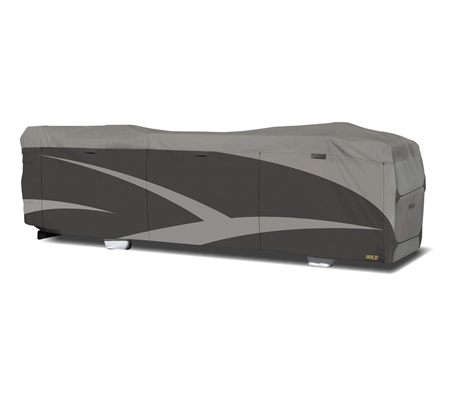 Designer Series SFS Aquashed 34' Class A RV Cover