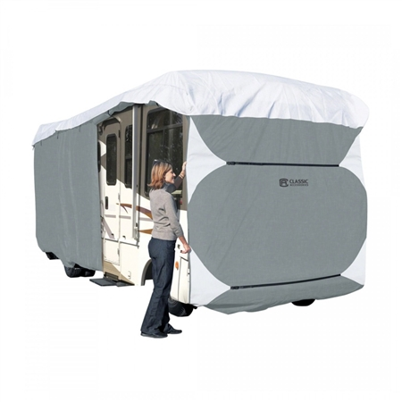 Classic Accessories 77863 PolyPRO3 Class A RV Cover Extra Tall Model 8 - 40'-42'