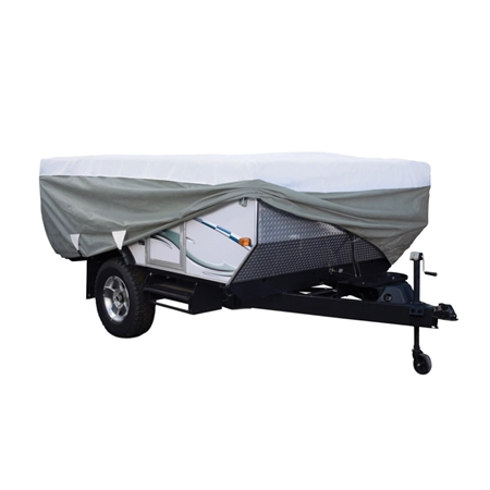 Classic Accessories PolyPRO3 8'-10' Pop Up Camper Cover - Model 1