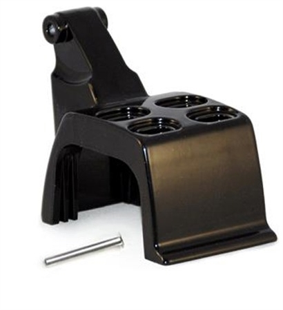 Pioneer Lite RV Awning Top Bracket, Black
