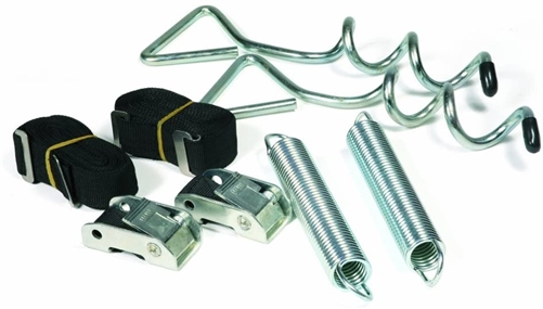 Camco 42593 RV Awning Stabilizer Kit with Tension Straps