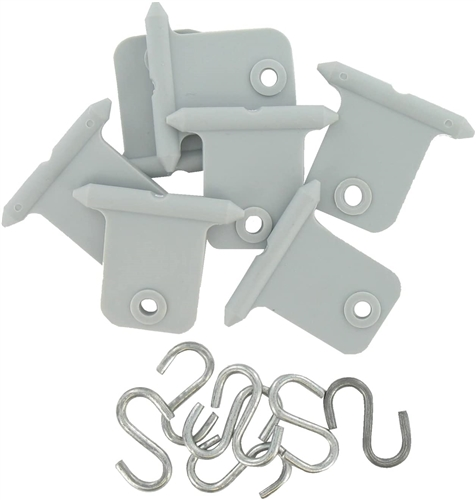 Valterra A77040 RV Awning Hanger Set of 6