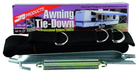 JR Products 9253 RV Awning Tie Down System
