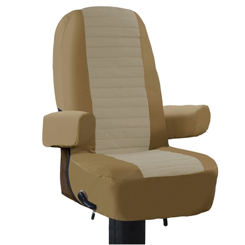 Classic Accessories 80-112-012401-00 Captain Style RV Seat Cover