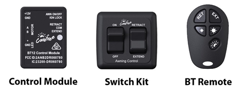 Carefree 901600 Wireless Awning Control System With Remote
