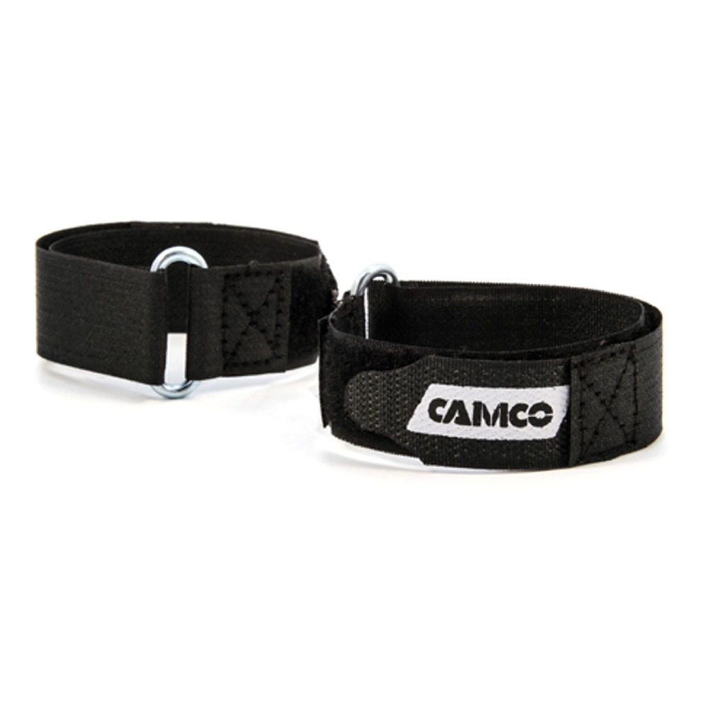 Camco 42503 Rv Awning Arm Straps 2 Pack
