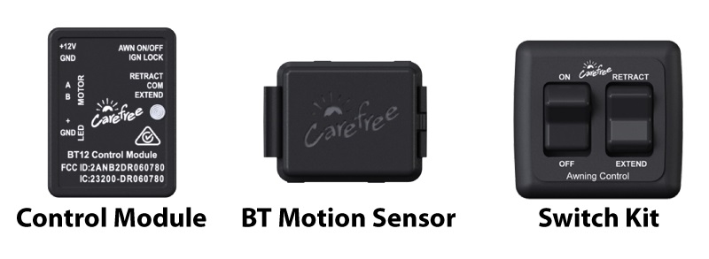 Carefree 901604 Wireless Awning Control System With Auto Retraction