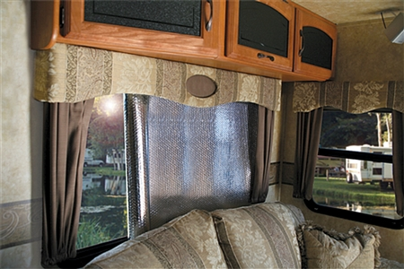 "Camco SunShield RV Window Cover 62"" x 30"""