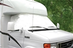 Class C Chevy Windshield Cover - Colonial White