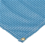 Carefree 181073 Dura-Mat RV Patio Rug - Blue - 10' x 8'