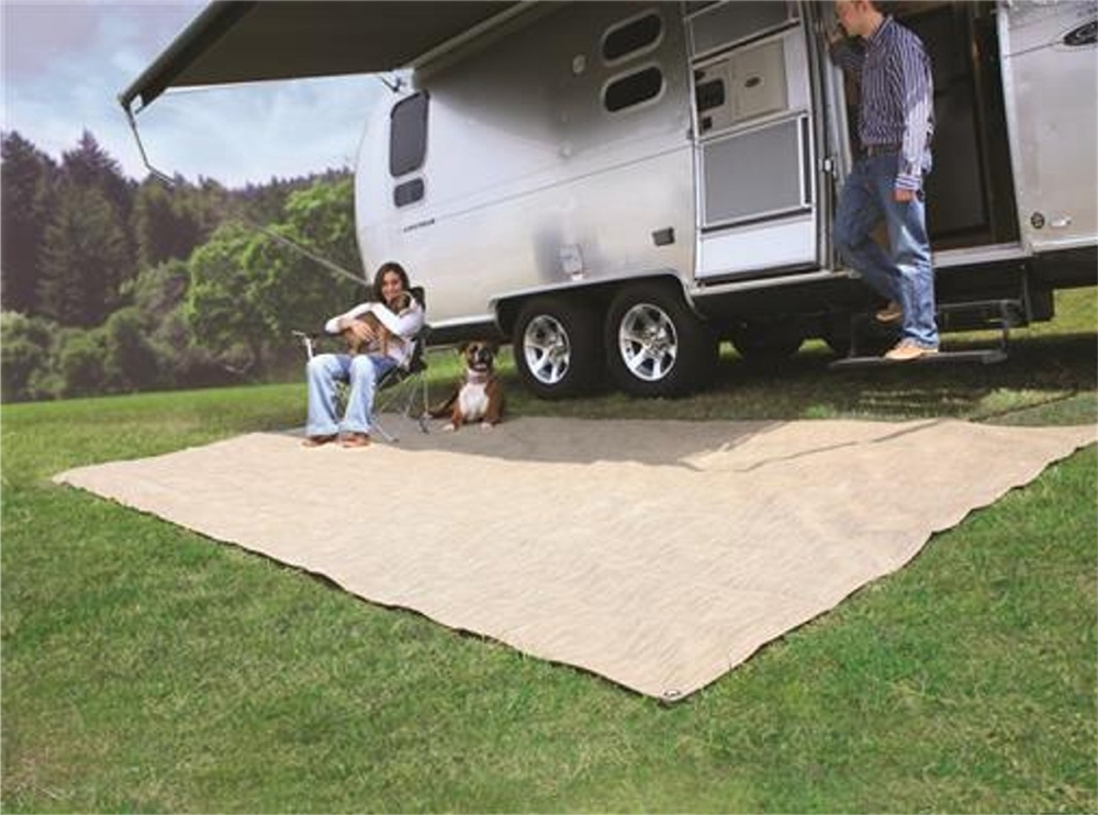 Camco 42811 Premium Quality Awning Leisure Mat