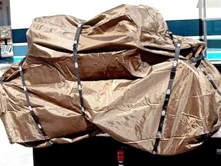 ADCO 6500 Universal RV 3 Bike Cover