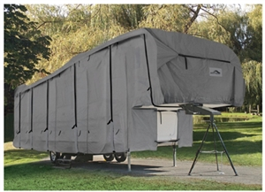 Camco 45852 28' UltraGuard Fifth Wheel RV Cover