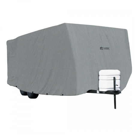 Classic Accessories Up To 20' PolyPro 1 Travel Trailer Cover