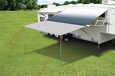 Carefree UU1208 RV Awning Canopy Extension Panel Kit - 12'