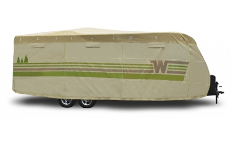"ADCO 64843 Winnebago Travel Trailer RV Cover - 24'1""-26'"