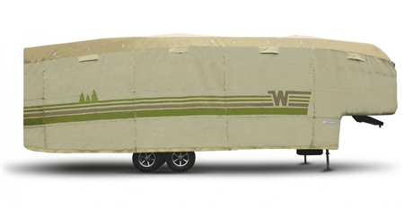 "ADCO 64852 Winnebago 5th Wheel RV Cover - 23'1""-25'6"""