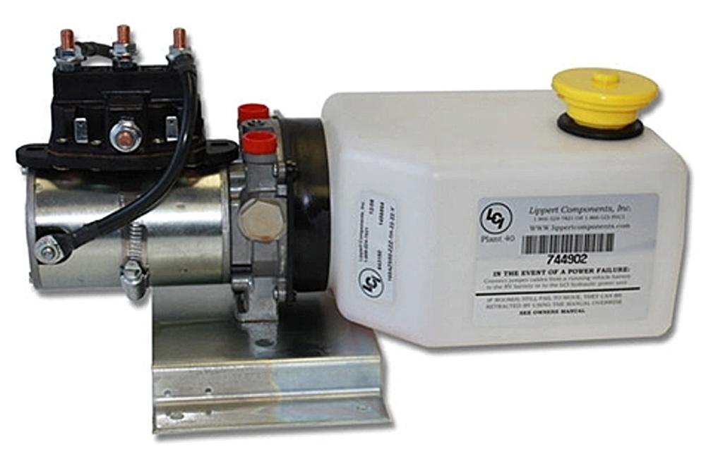 Lippert 014141111 Hydraulic Power Unit With 2qt Pump Reservoir Kit. Lippert 014141111 Hydraulic Power Unit With 2qt Pump Reservoir Kit Model 643150. Wiring. 12v Hydraulic Pump Motor Wiring Diagram At Scoala.co