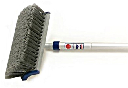 Adjust-A-Brush PROD440 Flow-Thru Telescopic Wash Brush